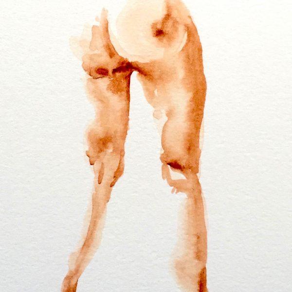 Figure Study #21