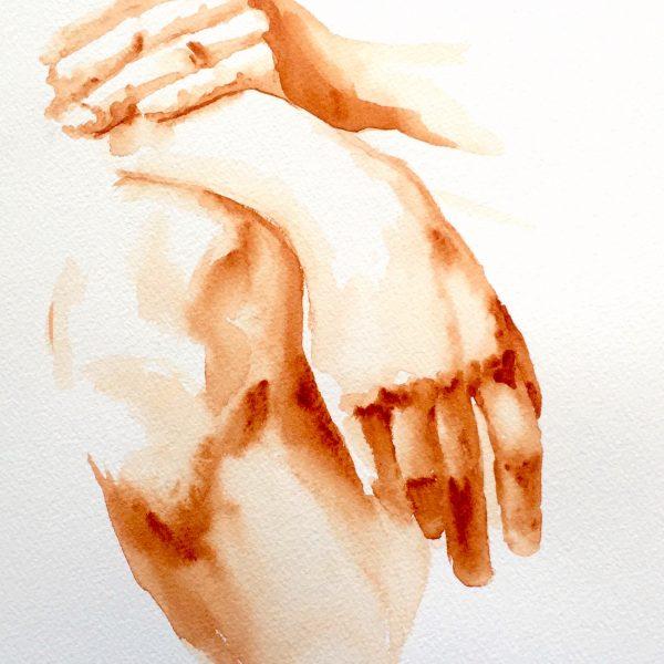Hand Study #3