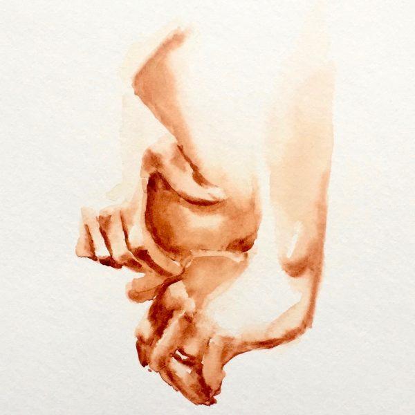 Hand Study #4