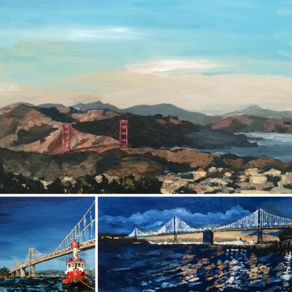 Prints - San Francisco