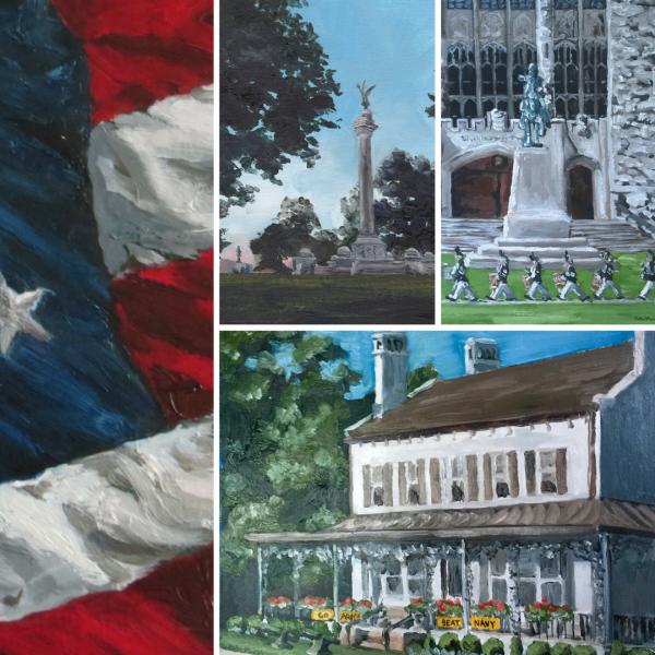Prints - West Point & Americana
