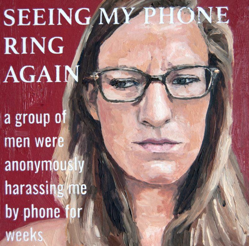 Seeing My Phone Ring Again