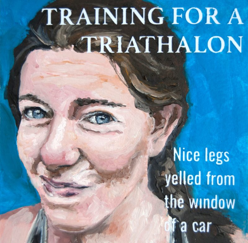Training for a Triathalon