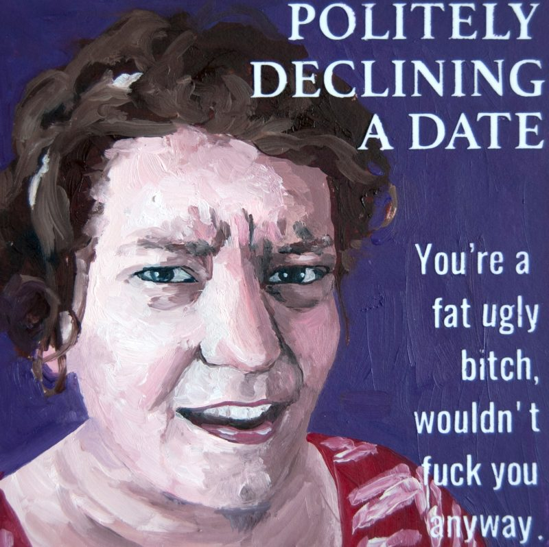 Politely Declining a Date