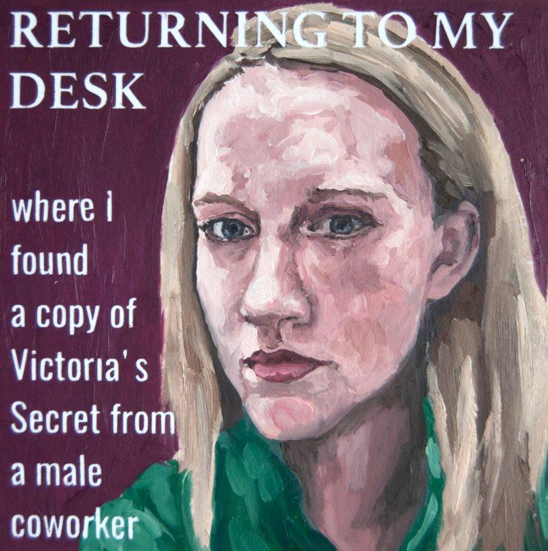 Returning to My Desk
